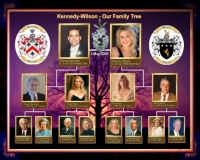 ORIGINAL FAMILY TREES 3, 4, 5 and 6 GENERATIONS