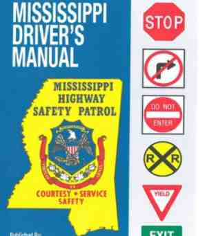 ms drivers license practice test